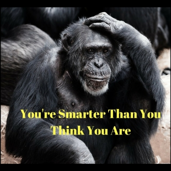 You're Smarter Than You think You Are