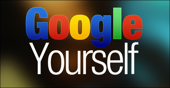 google_yourself