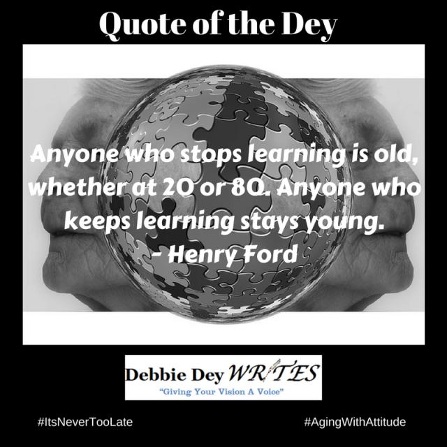 Quote of the Dey 9-14-17